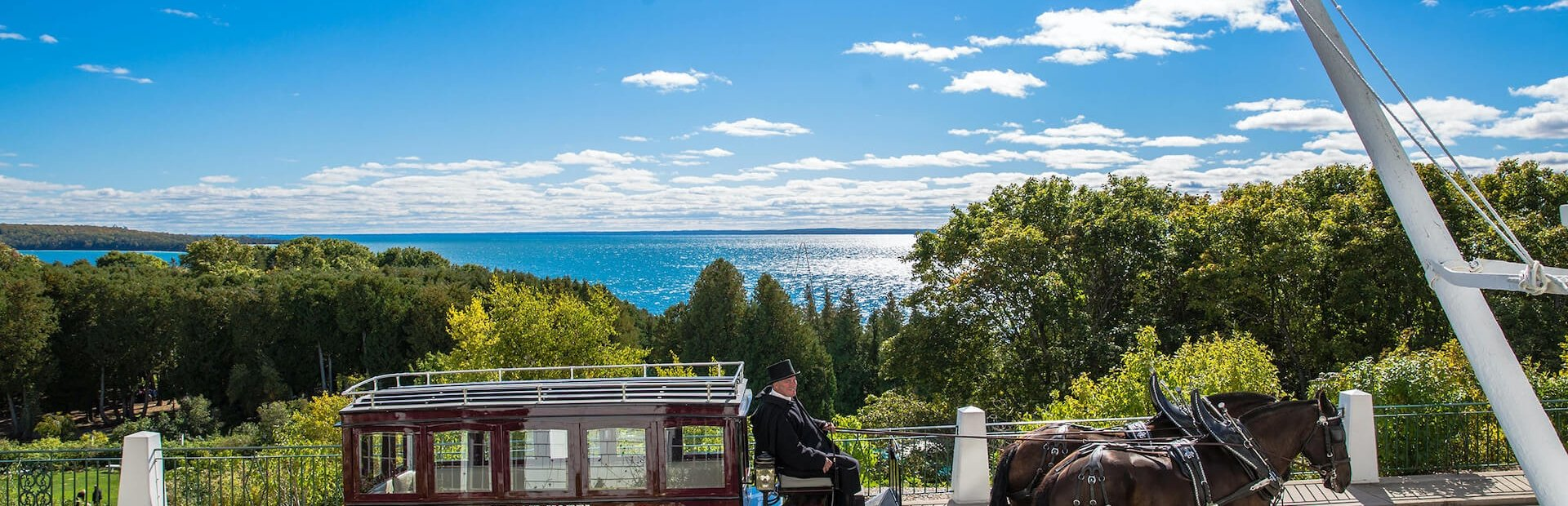 Getting Here And Around How To Get To Mackinac Island