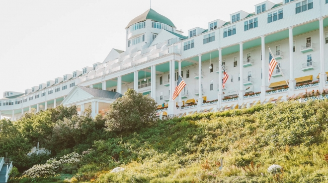 Somewhere In Time Hotel Package Grand Hotel Mackinac Is