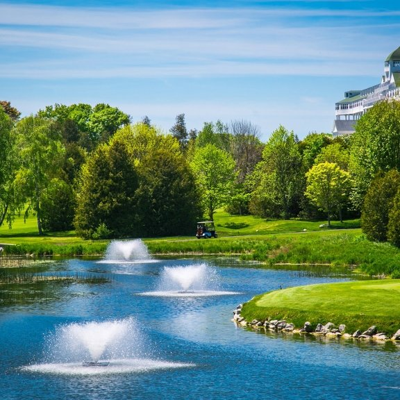 Grand Hotel - Golf Packages