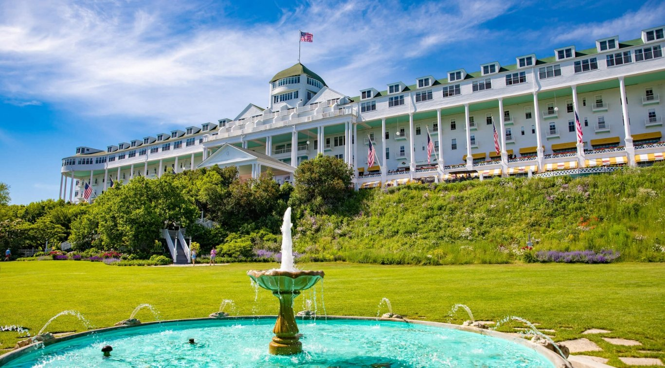 Grand Hotel Opening Weekend Package