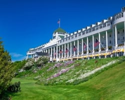 Photo Galleries Grand Hotel Mackinac Island Pictures