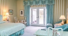 King Named Rooms Balcony - Mackinac Suite