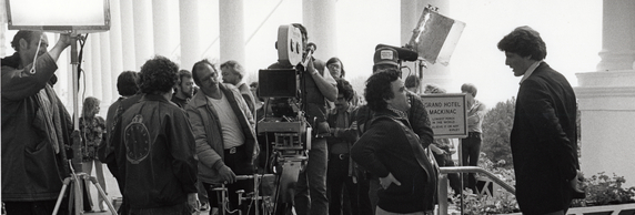 Filming of Somewhere in Time