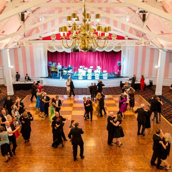 Grand Hotel - Ballroom Dancing Weekend