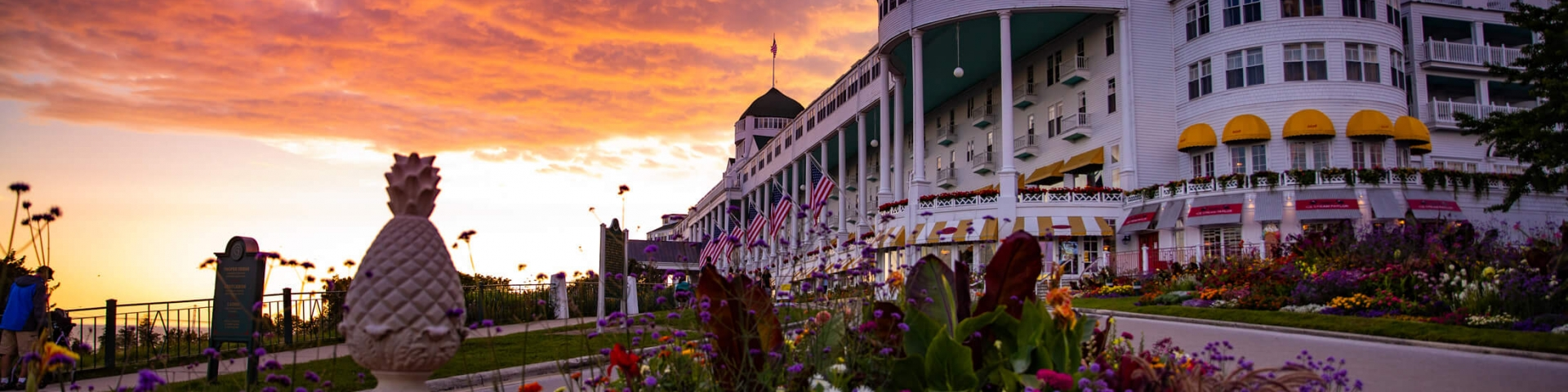The Island Hotel Halloween Party 2020 Halloween Vacation Weekend Package | Grand Hotel, Mackinac Is.