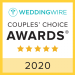 Wedding Wire Couples' Choice Awards 2020